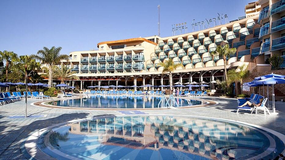 Die Beliebtesten Hotels  Hotel Riu Palace Jandia