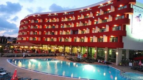 Hotel Grand Victoria Mare Bulgarien Bewertung