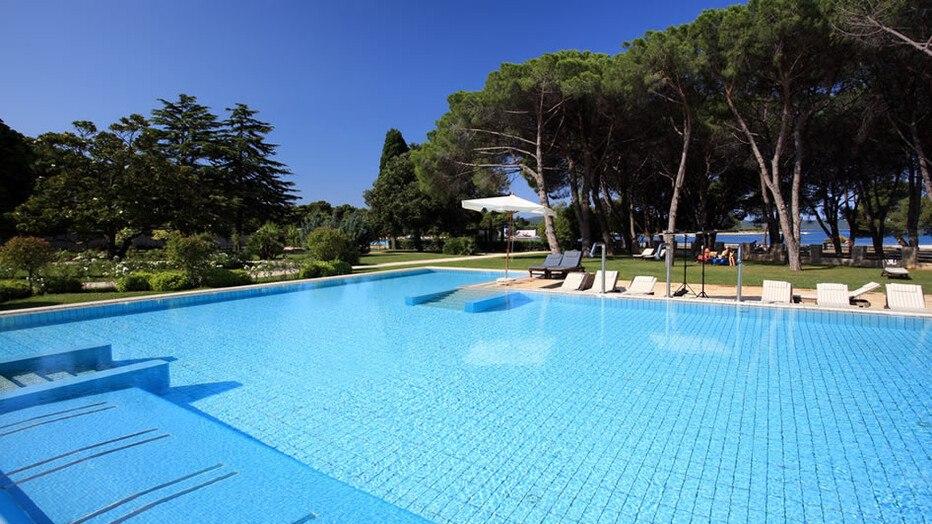 Die besten award hotels f r ihren badeurlaub in kroatien 2017 for Kroatien designhotel